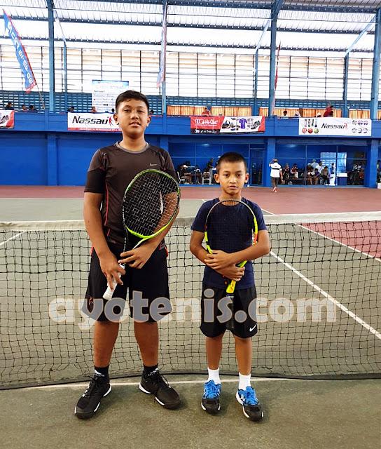 Atlet JITA Berusia 9 Tahun Juara KU 12 di Kejurnas Tenis Yunior New Armada Cup XXIV