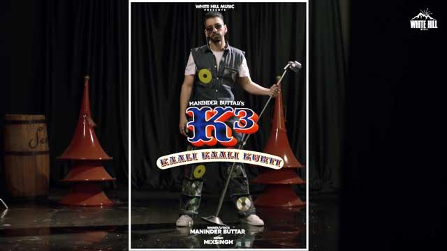 Lyrics Of New Songs Kaali Kaali Kurti | Jugni - Maninder Buttar