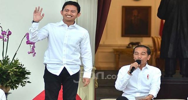 Sepertinya Ada Hal Tak Wajar di Balik Pengunduran Diri Belva Stafsus Jokowi