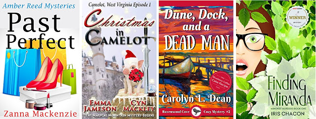 Image: Click for Top 100 Free Cozy Mystery Ebooks