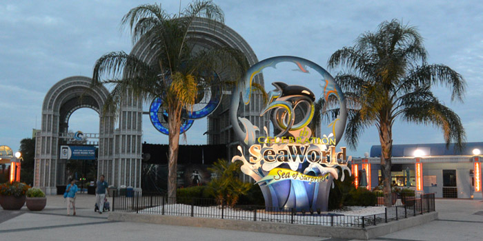 SeaWorld en San Antonio, Texas