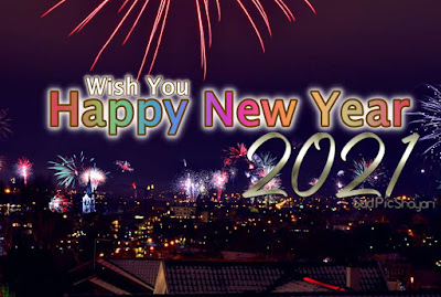 Happy new year 2021 wishes in hindi
