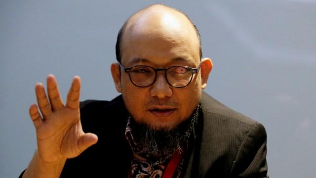 Penyidik Senior KPK Novel Baswedan Pimpin Penangkapan Menteri KP Edhy Prabowo
