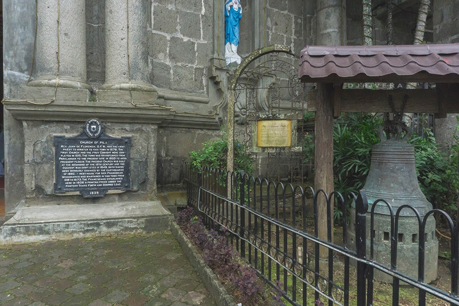 The two oldest surviving church bells of Pila