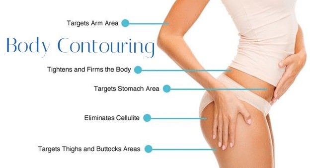 boost confidence best skin body treatments contouring