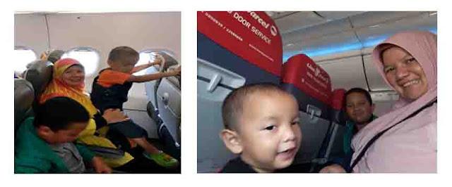 traveling bersama anak