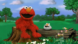 Elmo's world friends imagination