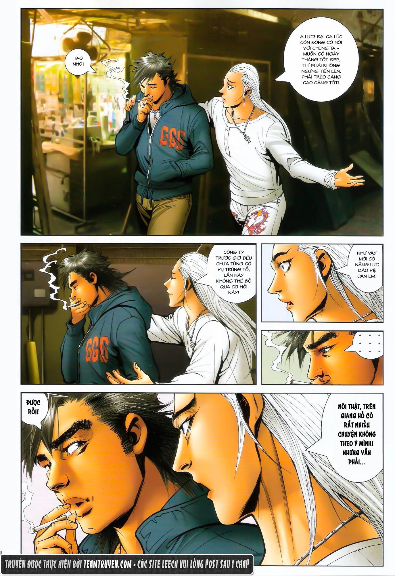 Người Trong Giang Hồ NetTruyen chap 1487 - Trang 14