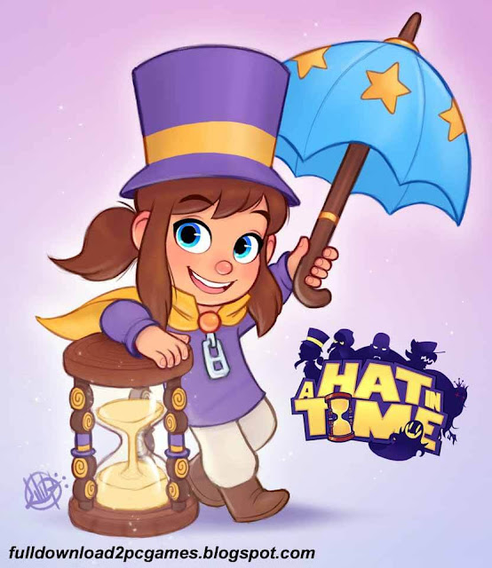 A Hat in Time Free Download PC Game- CODEX
