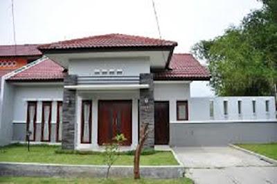 Rumah Minimalis Sederhana dengan Biaya terjangkau