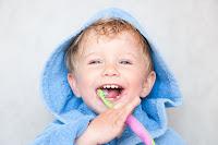 Milton Keynes dentist teach your child to brush their teeth