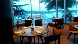 Goji Restouran Marriott Hotel Batam