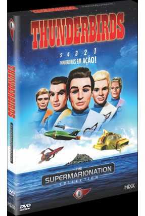 Hqpress Thunderbirds Ganha Novo Lancamento Em Dvd No Brasil
