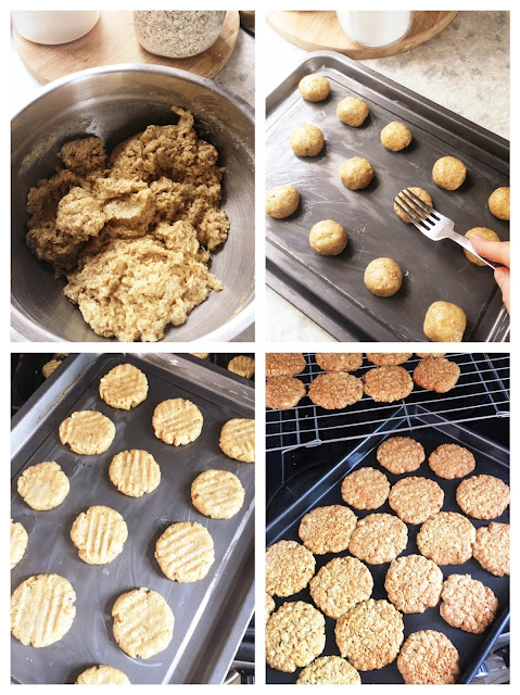 home made oat biscuits recipe