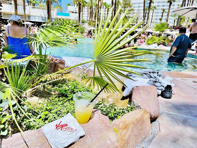 Virginhotels, Virginhotelslasvegas, travelvegas, vegaspoolclub, vegasdayclub, vegastravelguide