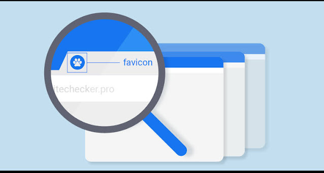 What is Favicon In Blogger