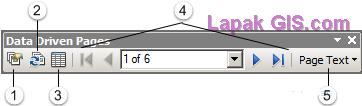 Cara Membuat Banyak Layout dalam Satu MXD pada Arcgis