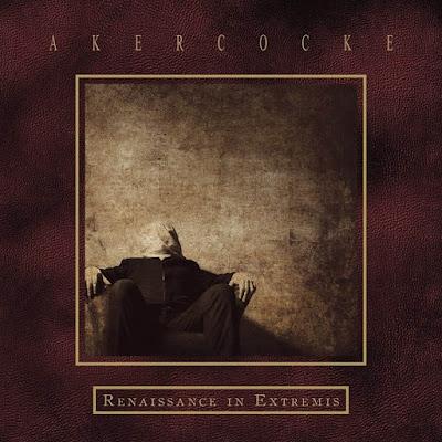 Akercocke - Renaissance in Extremis (2017) Album Artwork