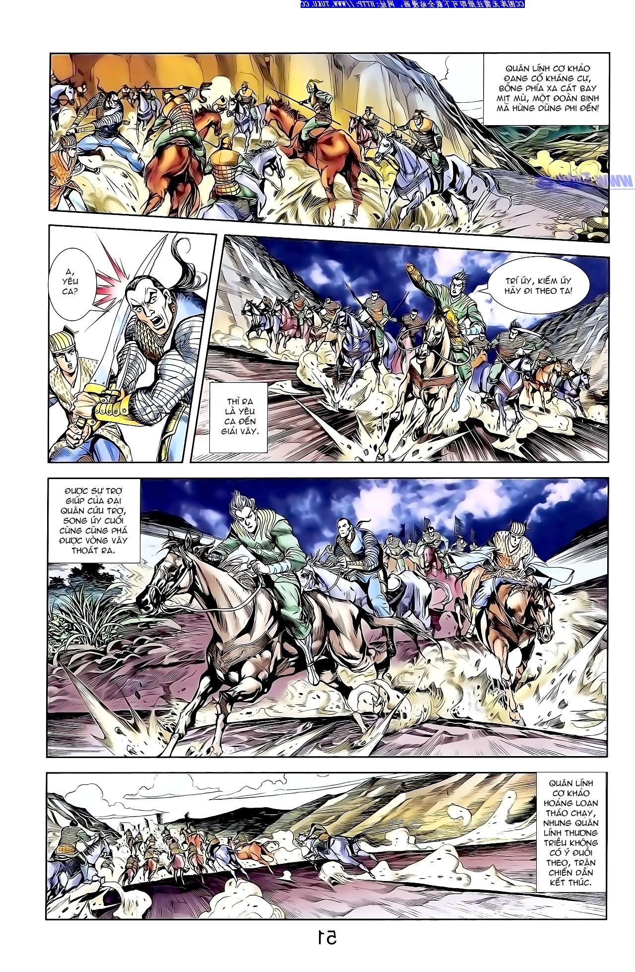 Cơ Phát Khai Chu Bản chapter 144 trang 8