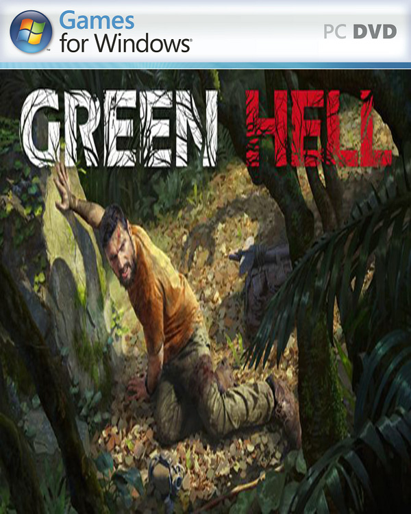 Green Hell v0.4.2 PC Cover