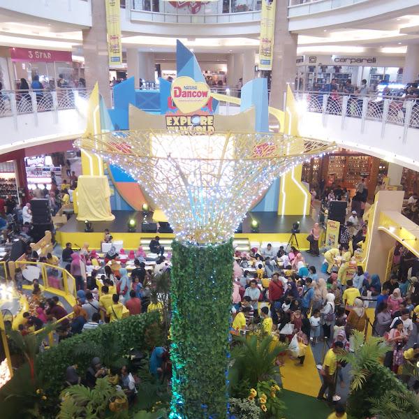 """Dukung si Kecil Bereksplorasi, Nestle Dancow Gelar """"Dancow Explore Your World"""" di Royal Plaza Surabaya"""