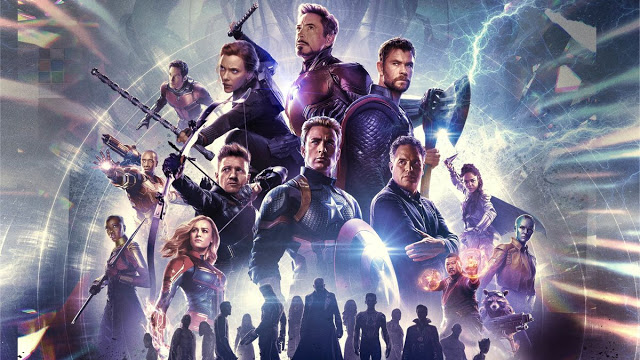 Vingadores: Ultimato (Pllano Geral)