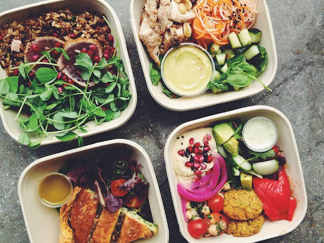 Learn Why So Many People are Opting for Healthy Food Delivery Services