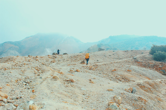 estimasi biaya pendakian gunung papandayan