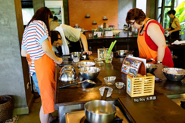 曼谷烹飪學校 Bangkok Baipai Thai Cooking School 芒果糯米飯 Mango sticky rice