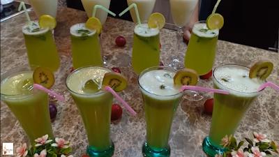 3 أفكار جديدة لعصير الليمون