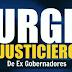 """Mexicanos convocan en redes sociales """"justiciero"""" para Ex gobernadores."""
