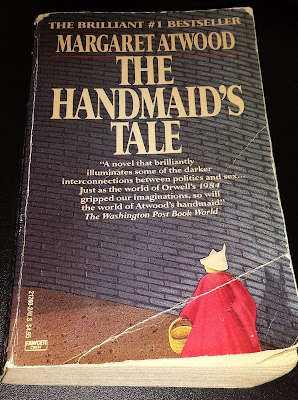 Review - The Handmaid's Tale by Margaret Atwood