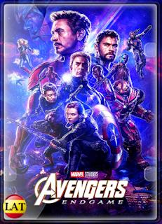 Vengadores: Endgame (2019) DVDRIP LATINO