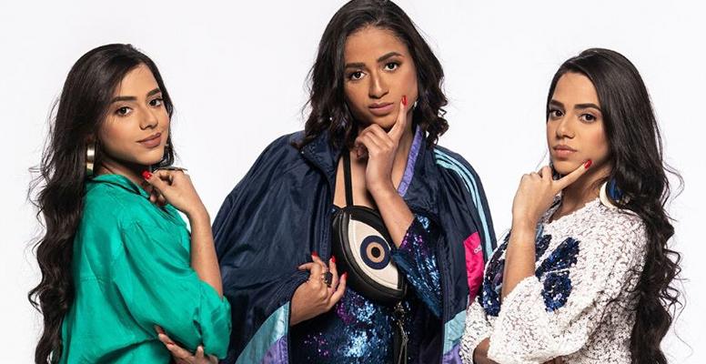 Loma e as Gêmeas mandam recado pro boy em clipe de 'Quero em Dobro'