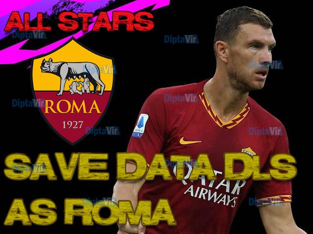 SAVE-DATA-DLS-AS-ROMA-ALLSTARS