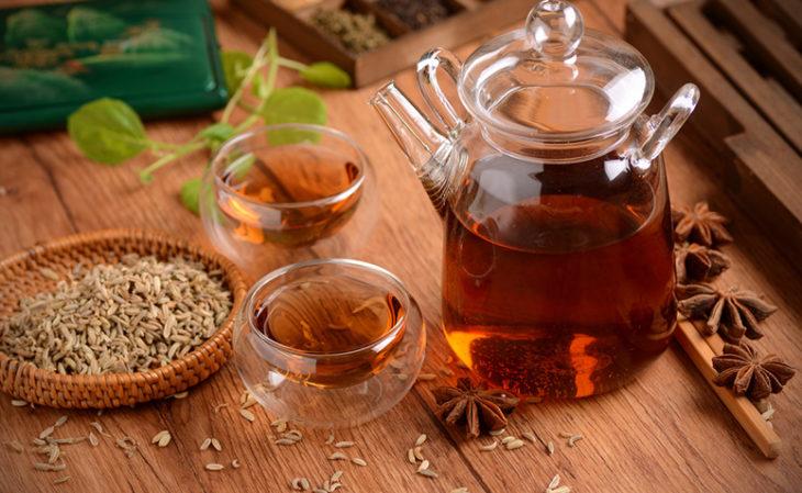 15 benefícios ao beber chá de erva-doce