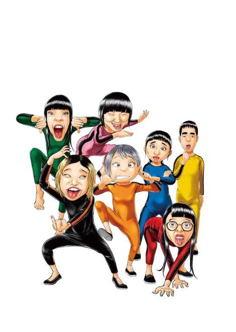 BiSH Mengisi Ending Theme Song Urayasu Tekkin Kazoku Live Action
