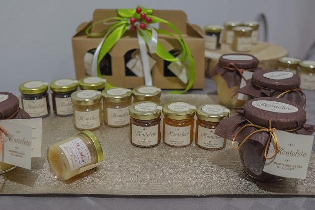 Marmellate e confetture Azienda Monteleto