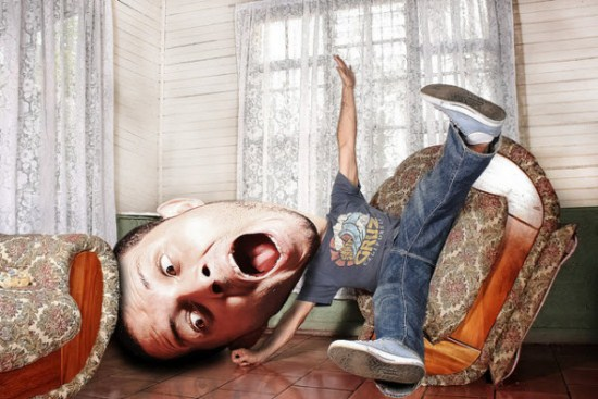 Amazing Big Head Funny Pictures Amazing Pictures