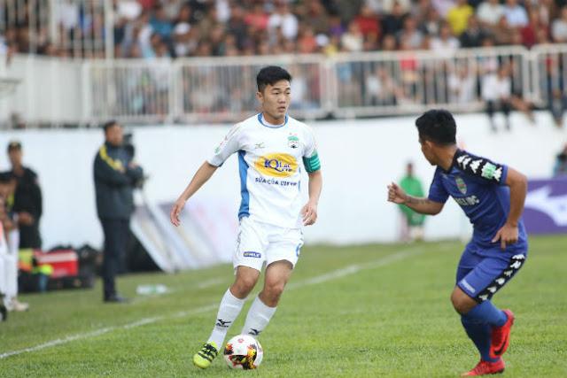 Trước khi lên đội tuyển, Xuân Trường và nhiều đồng đội tại U23 Việt Nam gặp khó tại V-League