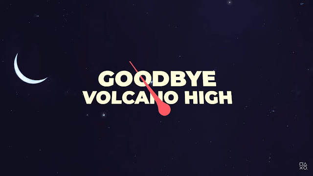 GoodBye Volcano High