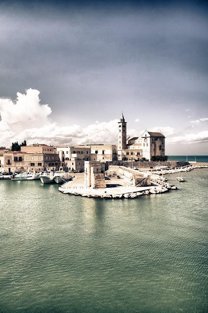 Vista dal fortino Sant'Antonio-Trani