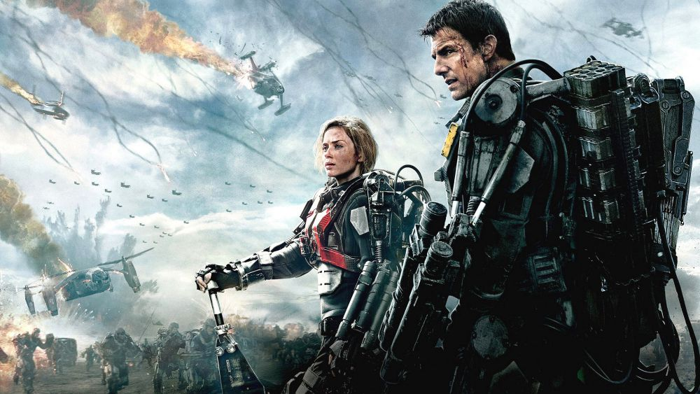 Tom Cruise' Edge of Tomorrow Sequel Gets A Tittle.