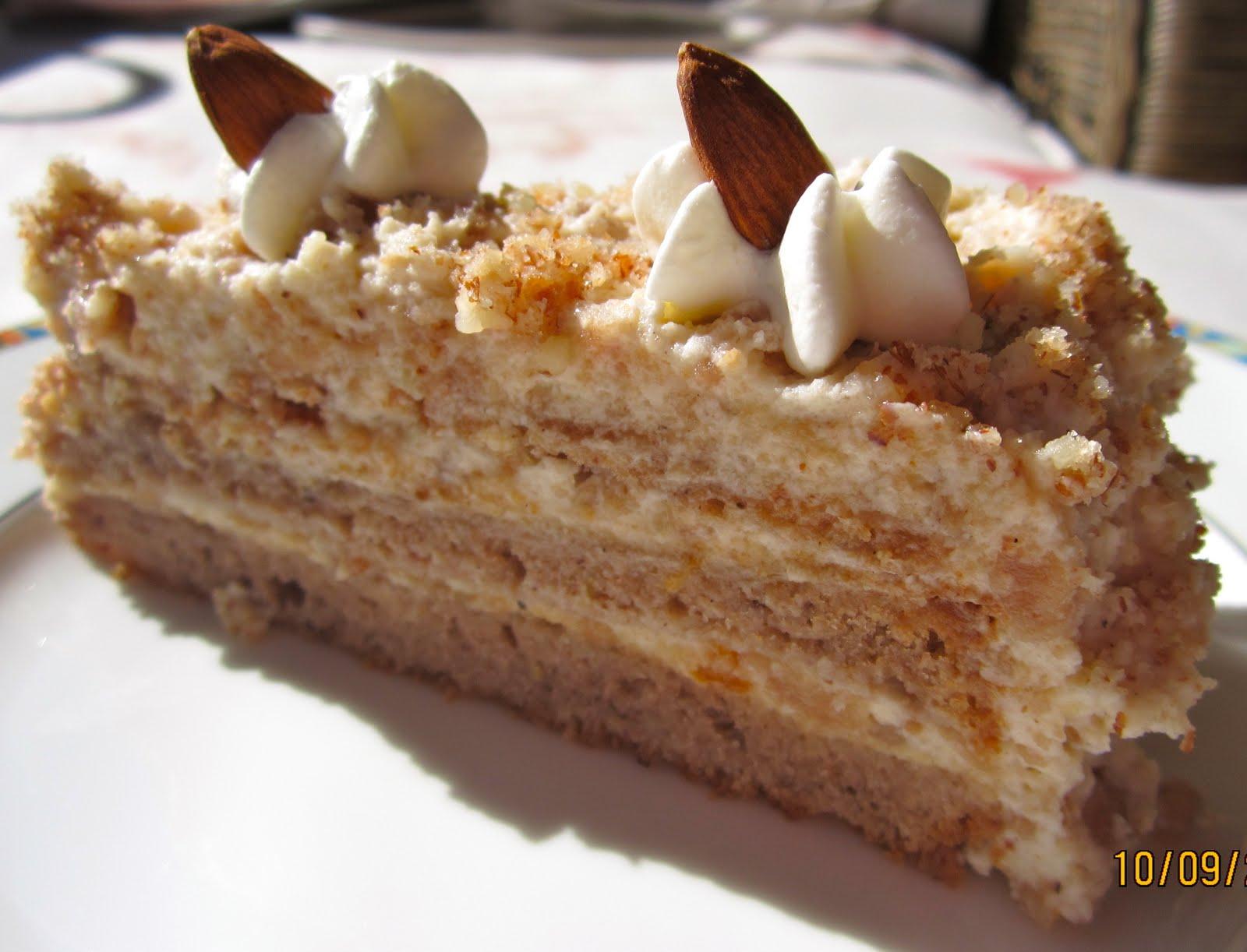 Austrian Christmas Cake Recipes