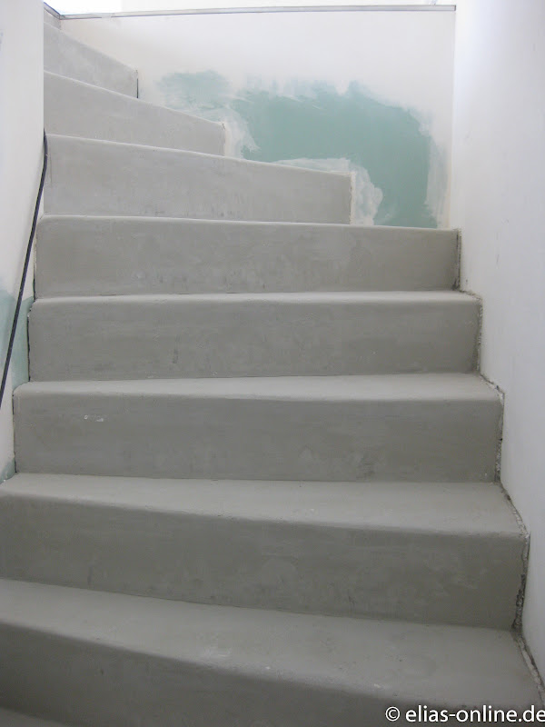 beton cire oberfl chen in beton look beton cire betontreppe treppensanierung. Black Bedroom Furniture Sets. Home Design Ideas