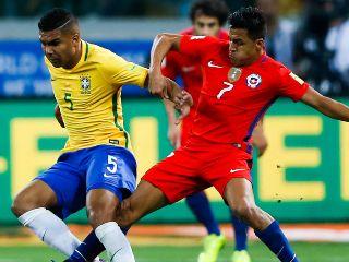 Chile vs. Brasil EN VIVO por Copa América 2021: partido por cuartos de final
