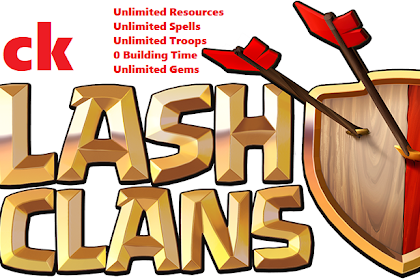Clash of Clans Hack Moded Latest Version Updated 2019 (100% Working Tricks)
