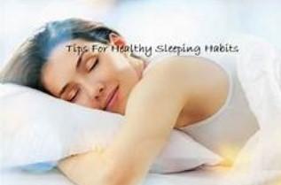 건강한 수면을 위한 팁