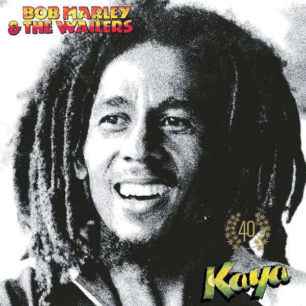 Bob Marley & The Wailers - Kaya 40 Cover