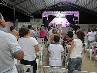 Imagens da Santa Missa do 7º domingo do tempo comum e em ação de graças pela inauguração do Teodorão Central Clube e eventos
